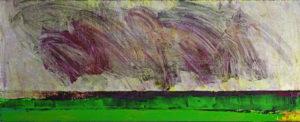 ohne Titel 80 x 200 cm